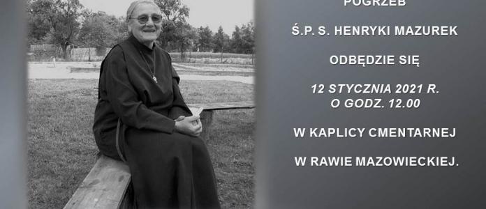 Pogrzeb s. Henryki